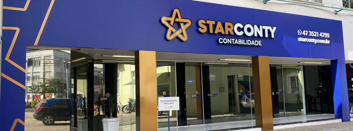 Escritório Starconty