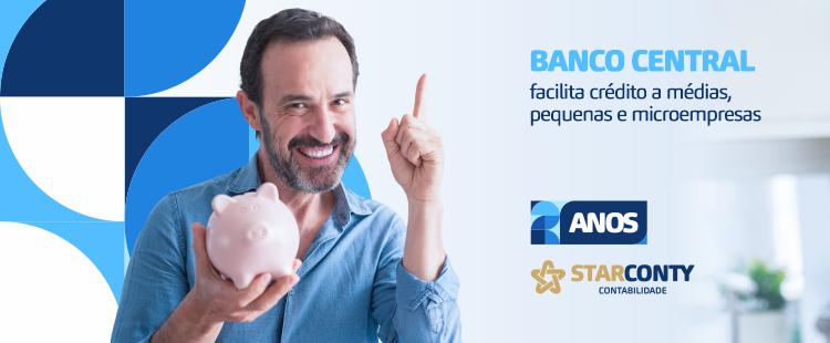 Banco Central facilita crédito a médias, pequenas e microempresas