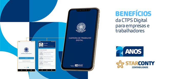 Confira os benefícios da CTPS Digital para empresas e trabalhadores